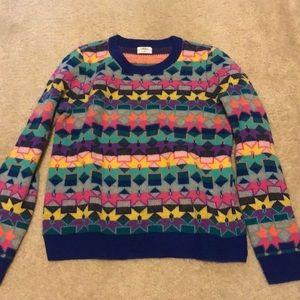 Madewell apres ski sweater
